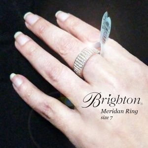 "Brighton Ring ""Meridian""💍(NWT)✔"
